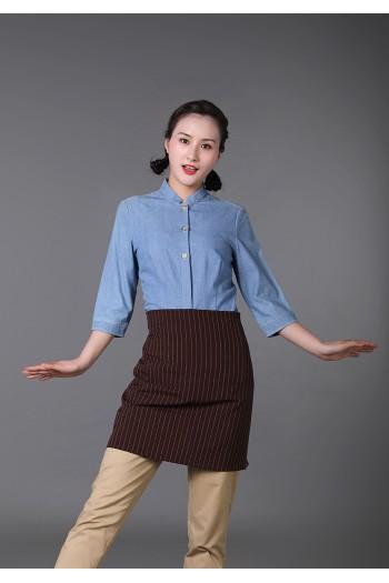 Ladies' 3/4 Sleeve Blouse
