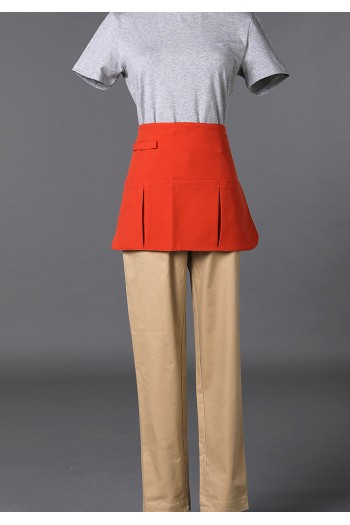 Unisex Short Length Apron