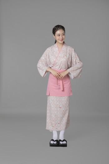 女式中袖日式上衣
