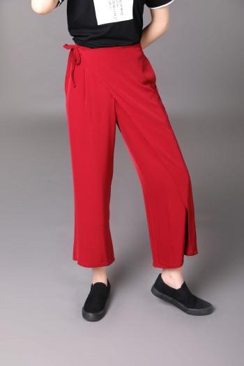 Ladies Wrap Trousers