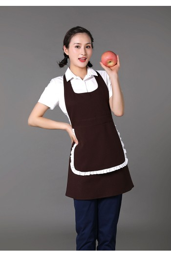 Ladies' Lacy Bib Apron