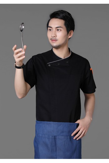 Short Sleeve Chef's Shirt