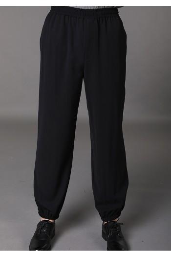 Man's Elasticated Waist Trousers