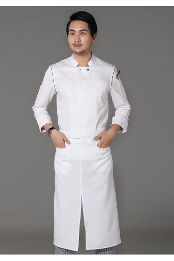 長袖厨师服