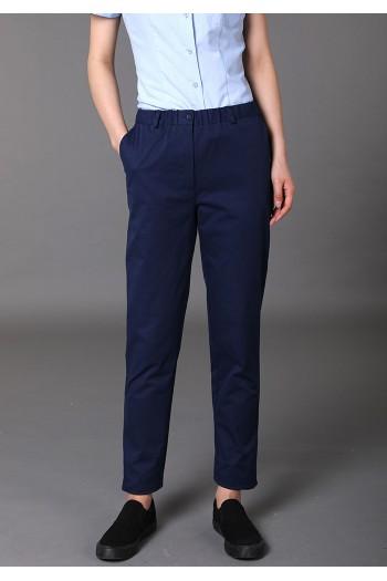 女式修身裤(可调长度)