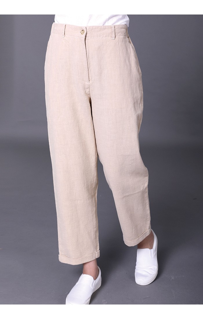Ladies Crop Trousers