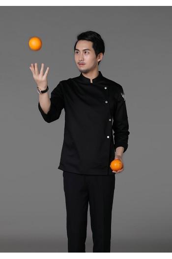 長袖廚師服