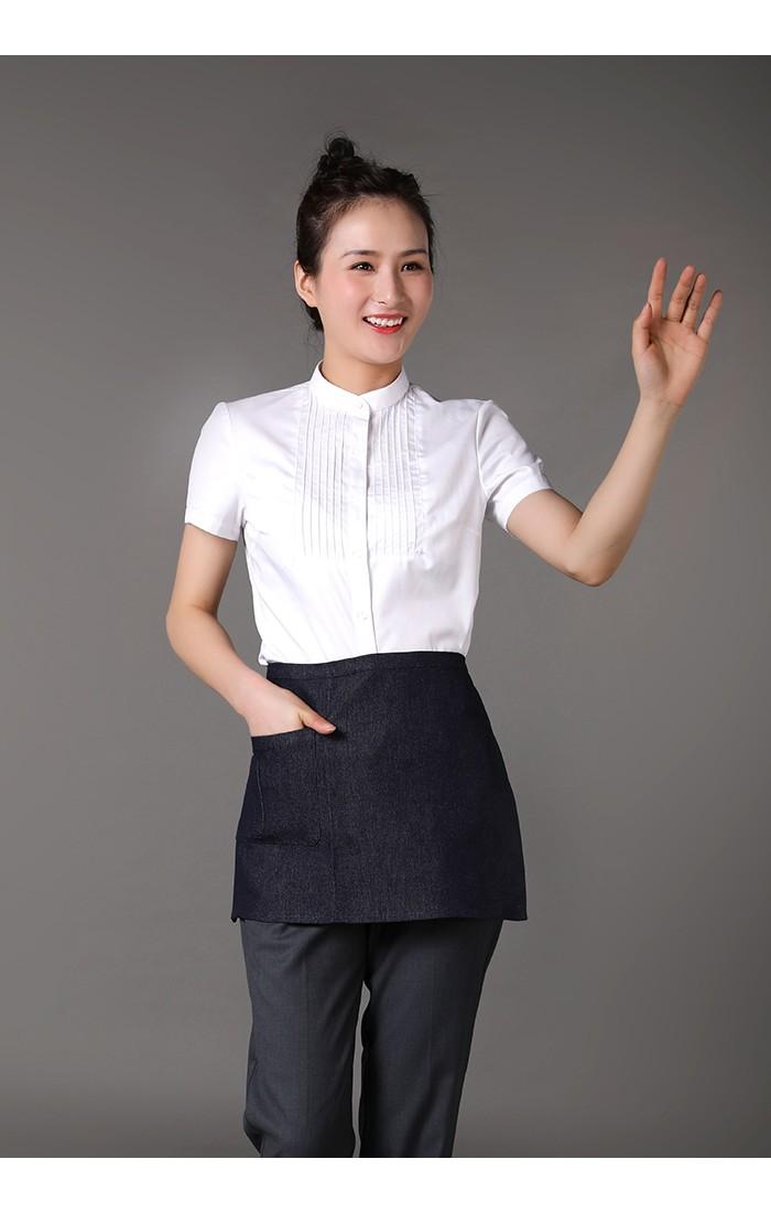 女式短袖衬衫