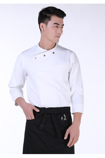 Long Sleeve Chef's Shirt