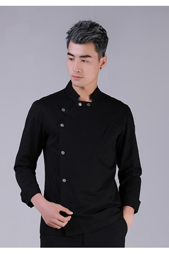 Long Sleeve Chef 's Shirt