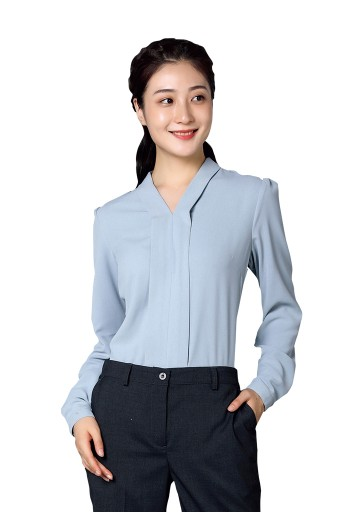 Ladies Long Sleeve Blouse