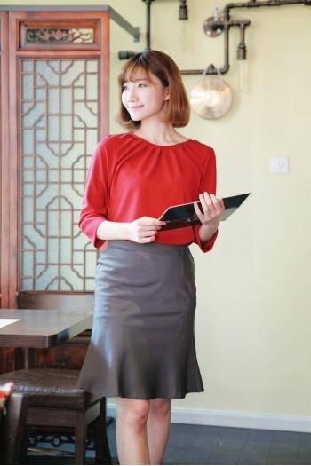 女式长袖衫
