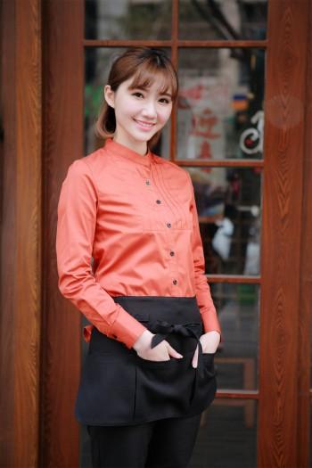 Ladies'Long Sleeve Blouse