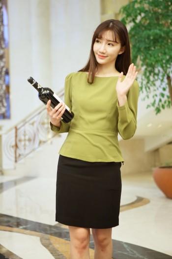 女式長袖衫