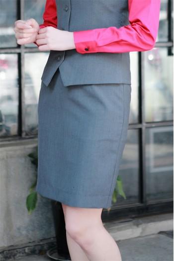 女式A字裙