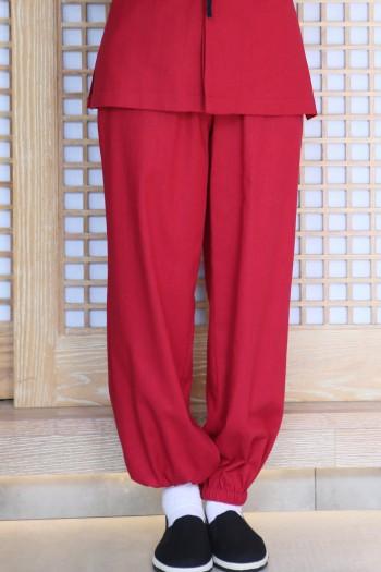 Ladie's Elasticated Waist Trousers