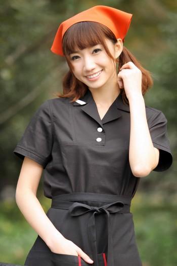 纯色三角巾