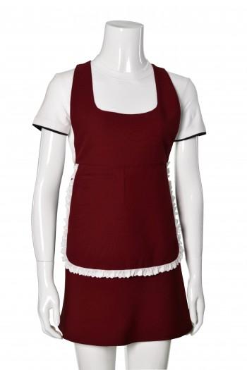 女式花邊短圍裙