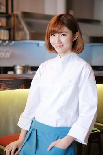 Long Sleeve Chef 's Shirt