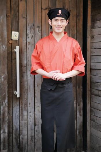 男女通用中袖衬衫(七分袖)